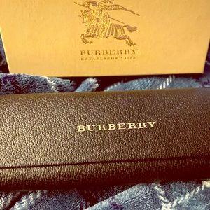 Burberry women's polarized sunglasses